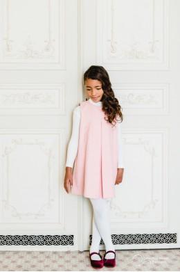 Robe MARGAUX Rose Enfant 59.00 CHF