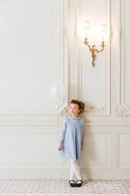 Robe MARGAUX Bleue Enfant 59.00 CHF